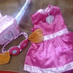 Paw Patrol Skye costume 3pc 3t